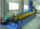 CNC Pipe Coaster